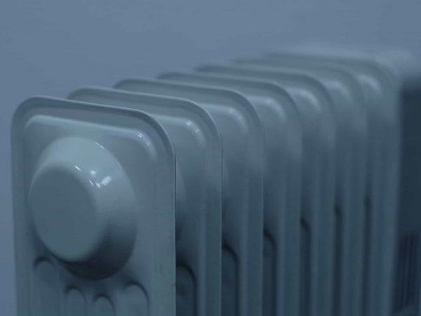 Imagem mostra um aquecedor.