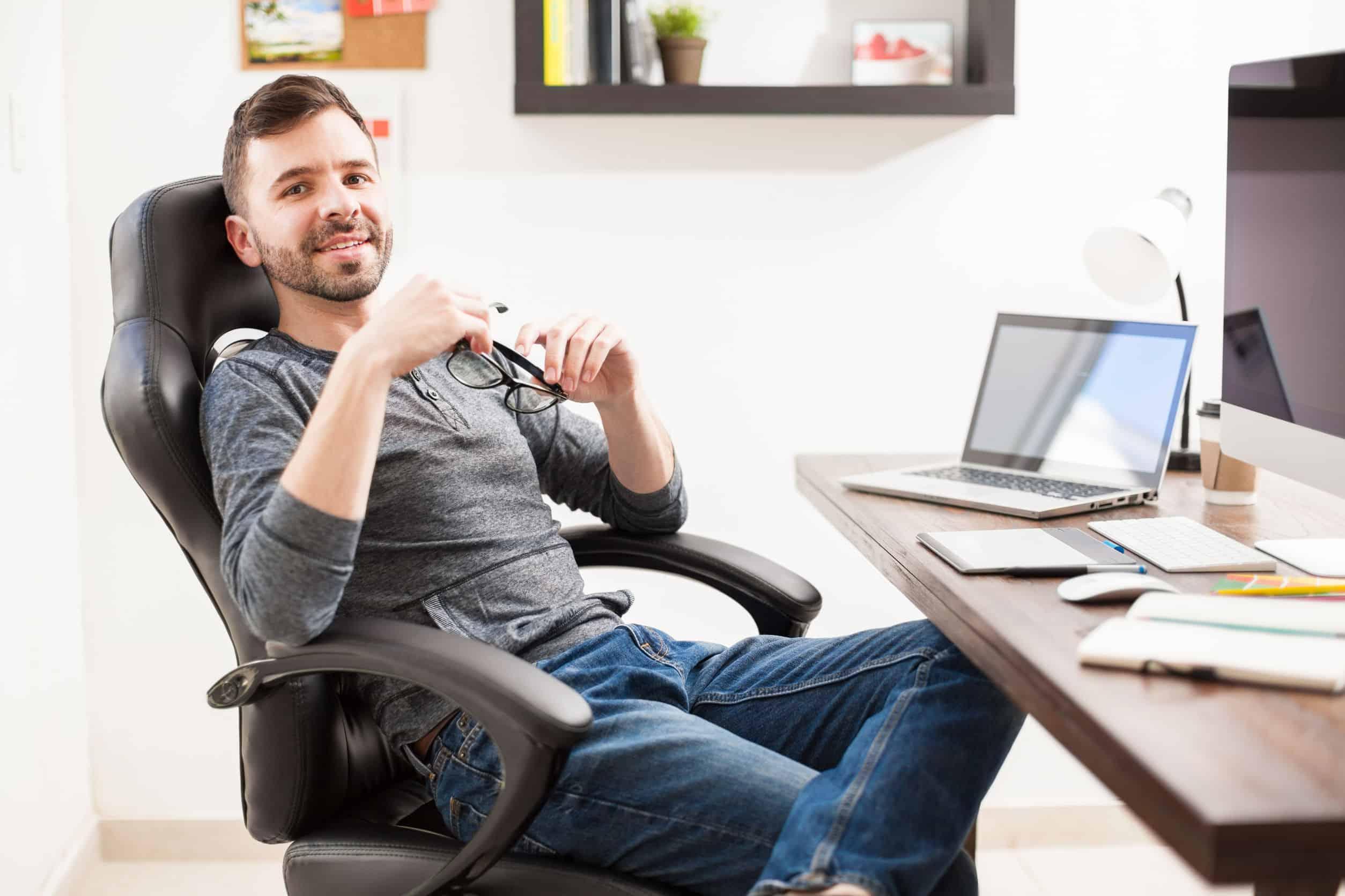 Cadeira de escritório: Quais as melhores em 2021?