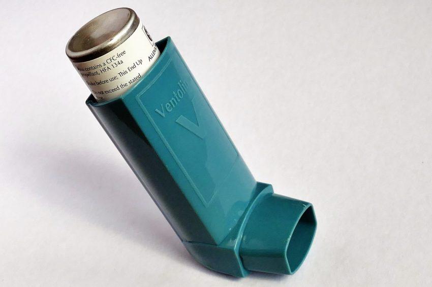 Imagem de um remédio para o tratamento de doenças respiratórias crônicas.