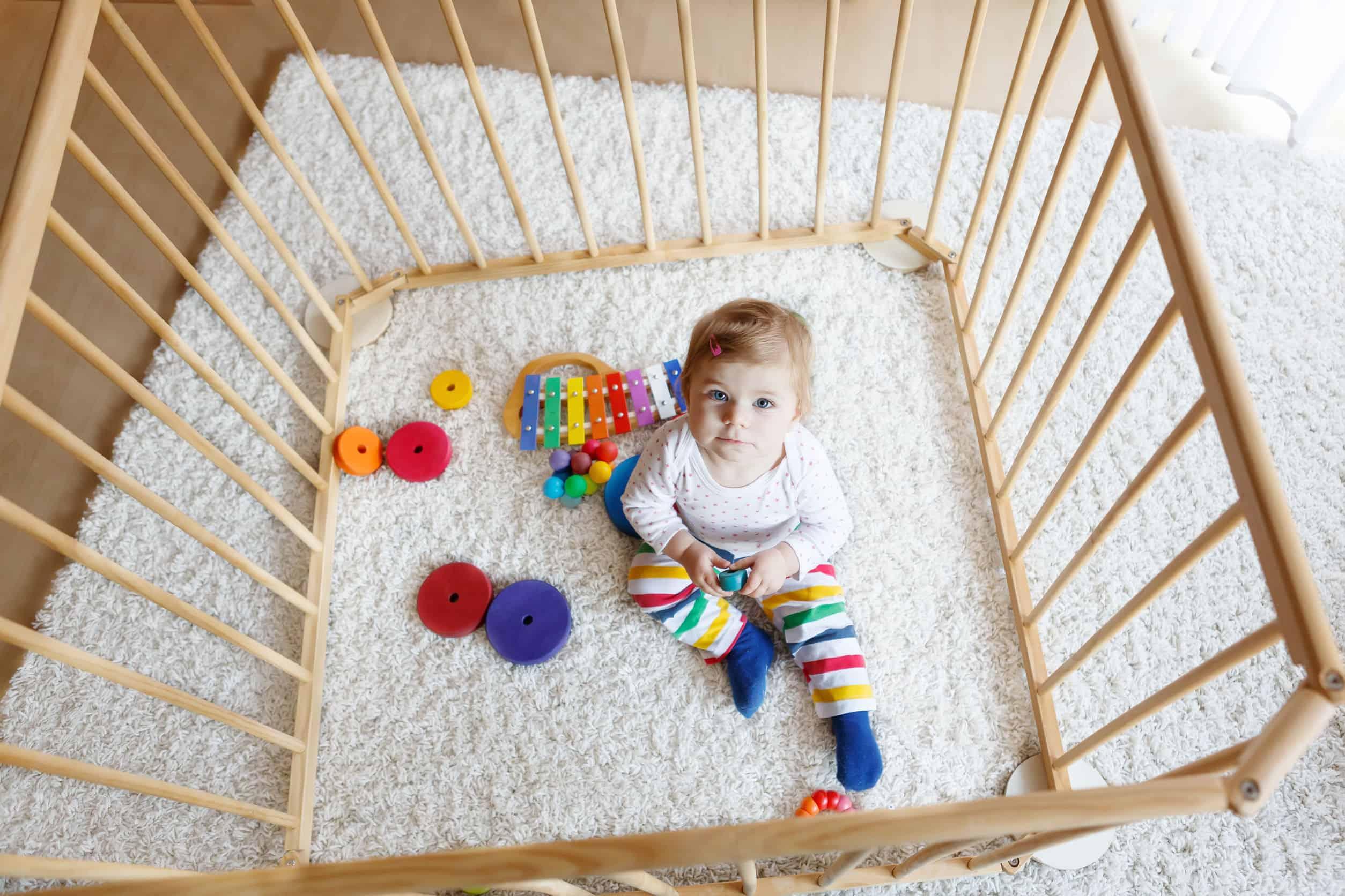 Cercado para bebê: Como escolher o melhor modelo de 2020?