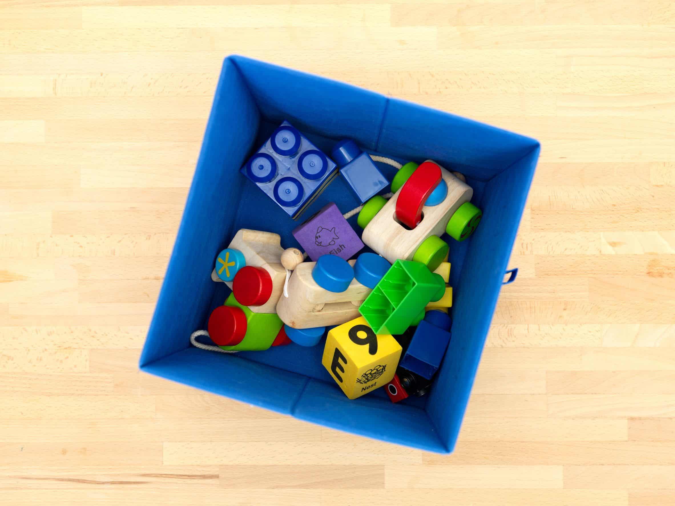 Organizador de brinquedos: Como escolher o melhor em 2020?
