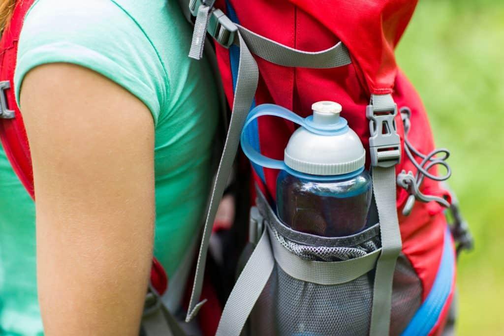 Imagem de uma mochila.