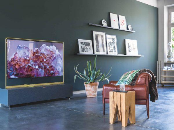 Imagem de uma Smart TV LG.