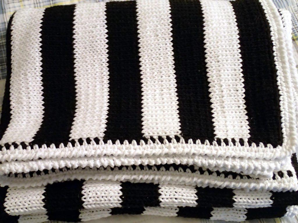Imagem de manta térmica confeccionada em malha