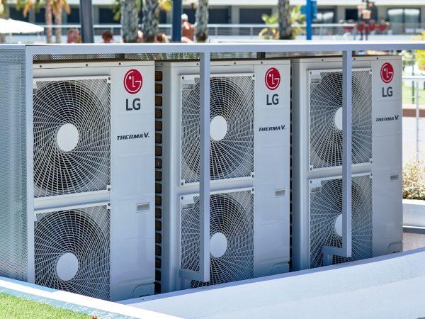 6 modelos de ar-condicionado da LG.