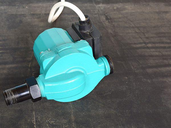 Um pressurizador de água.