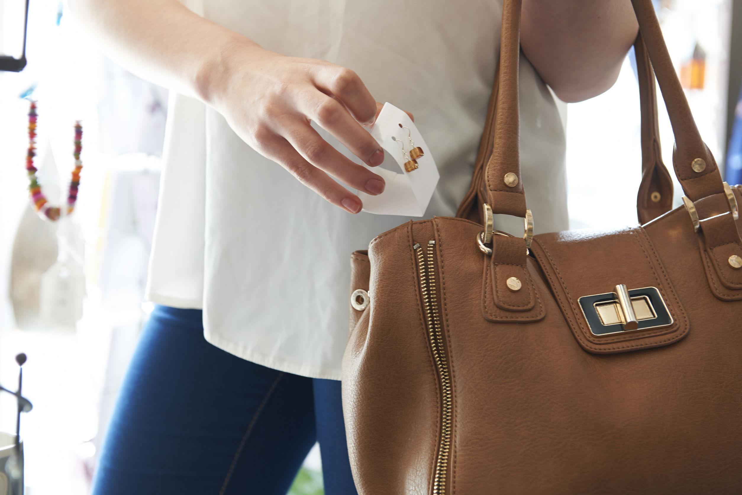 Imagem de uma bolsa Schutz.