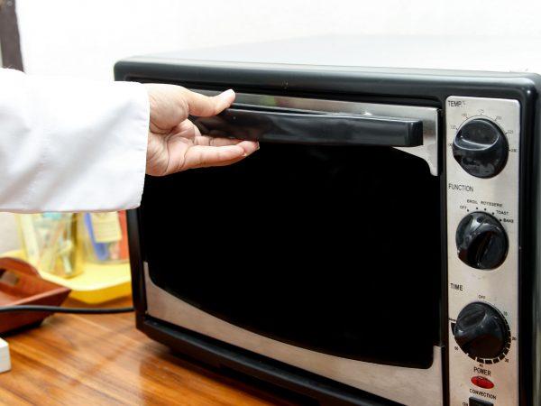Imagem de um forno elétrico