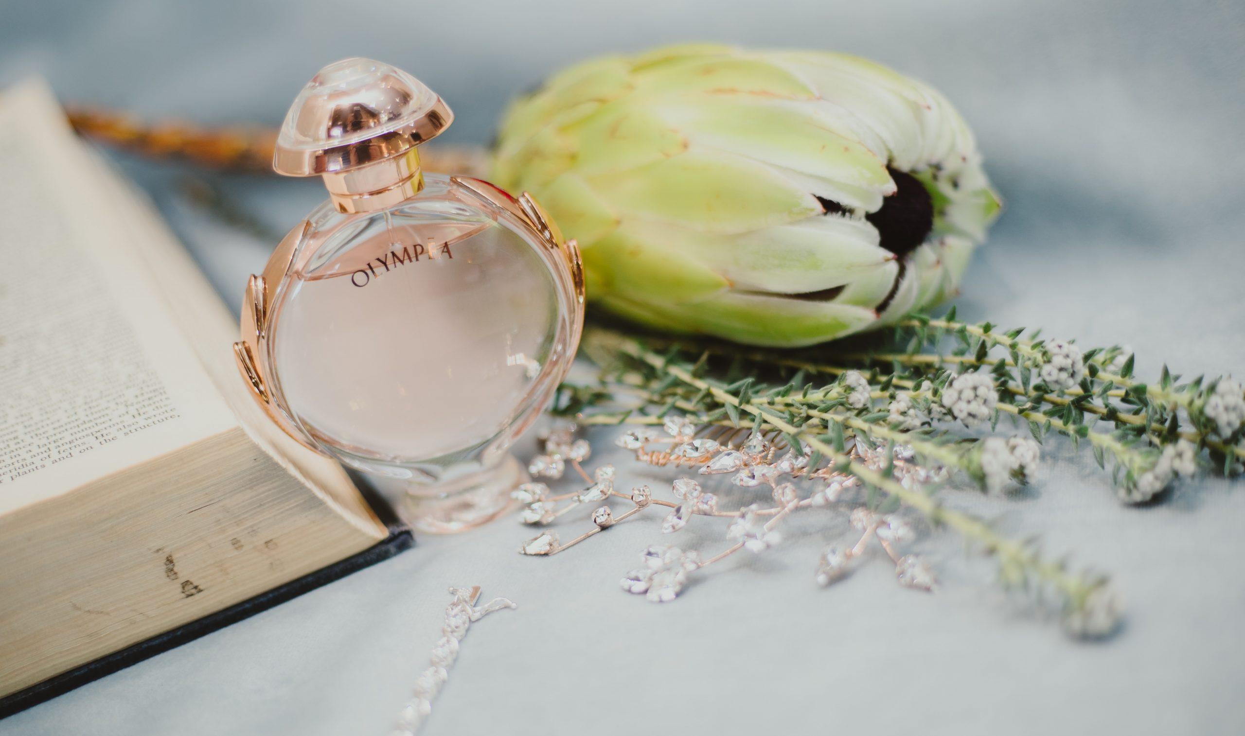 Imagem do perfume Olympéa.