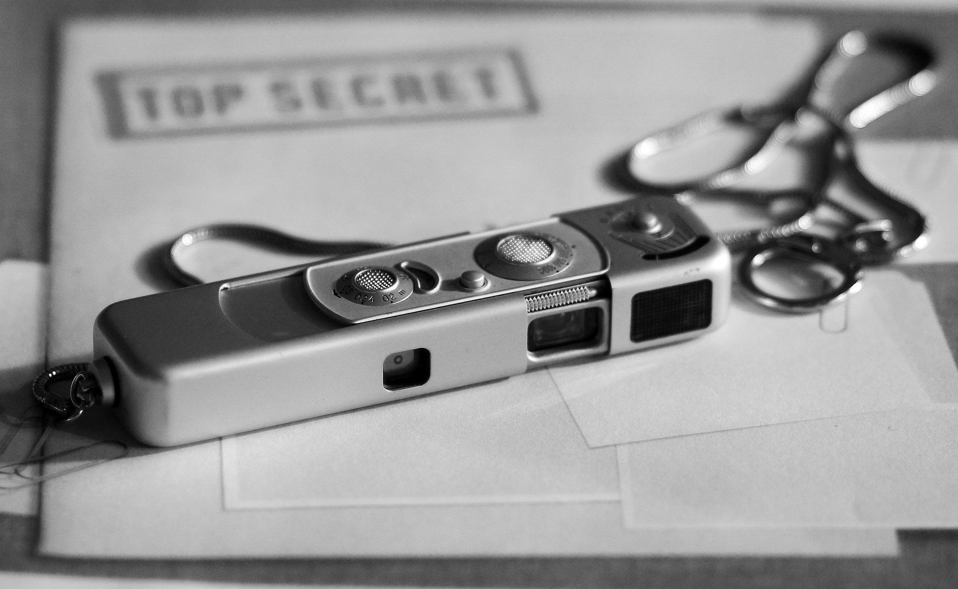 Câmera espiã: Como escolher a melhor mini câmera de 2020?
