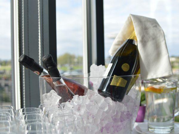 Modelos com abertura menor mantém garrafas no lugar. (Fonte: slowowl/ Pixabay.com)