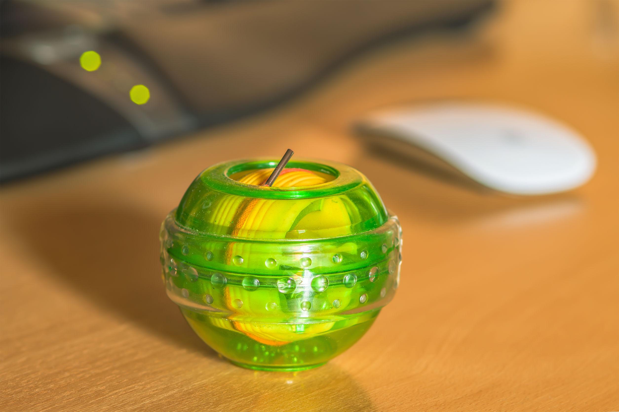 Imagem de uma Powerball.