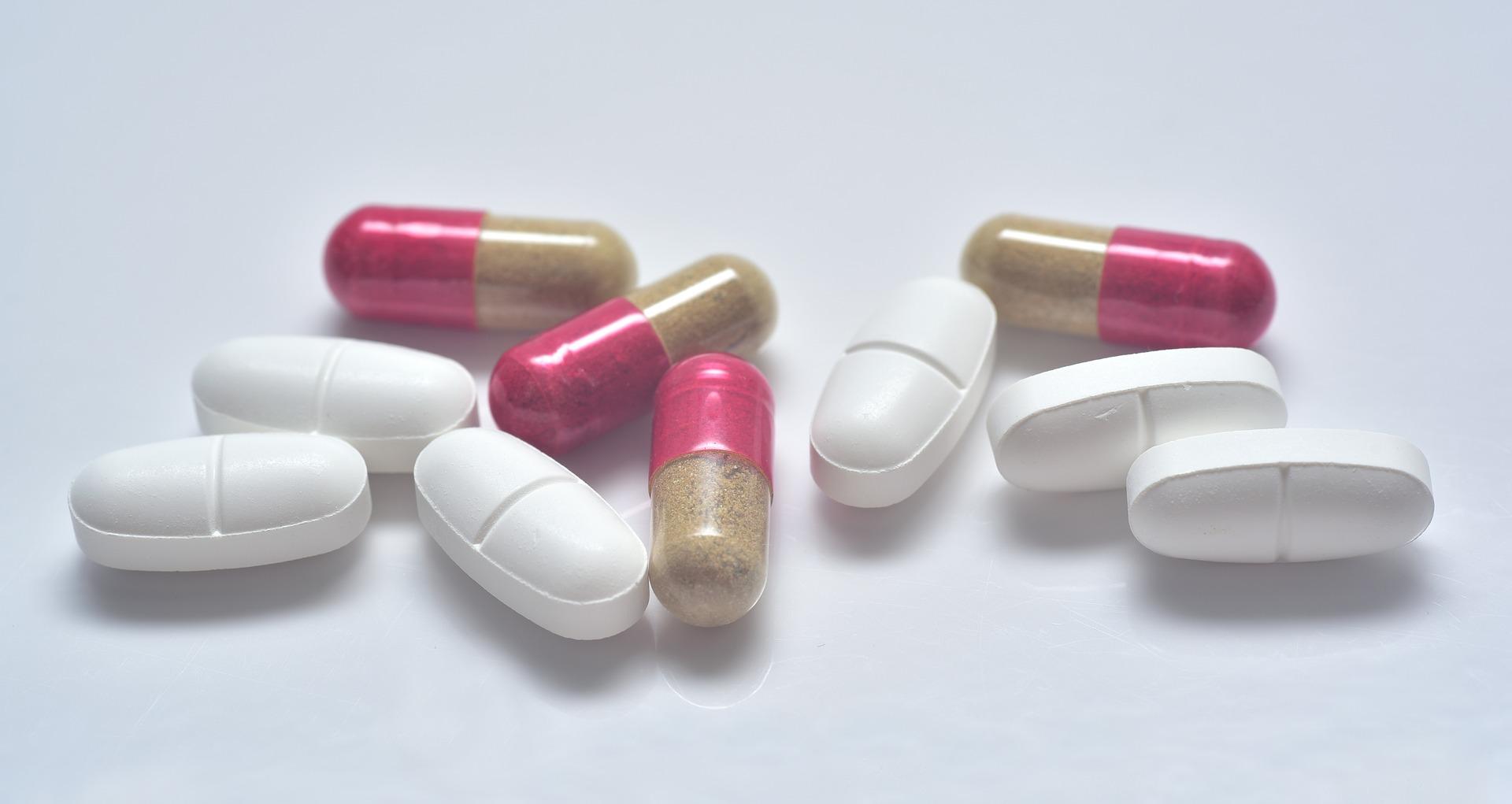 Imagem de comprimidos.