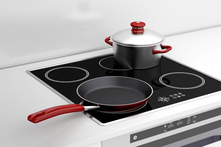 Imagem de um cooktop.