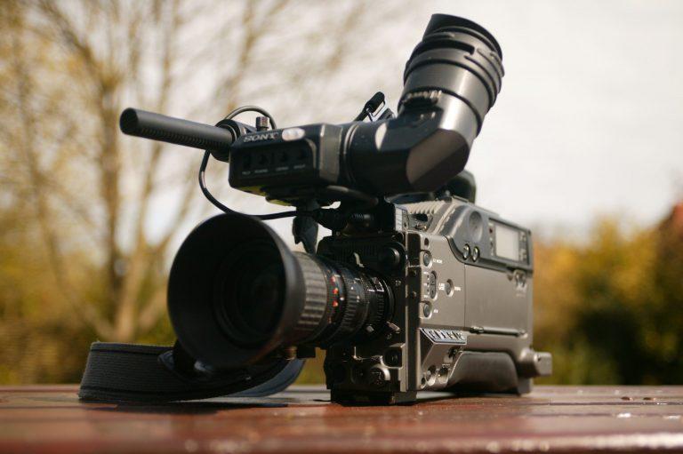Filmadora.