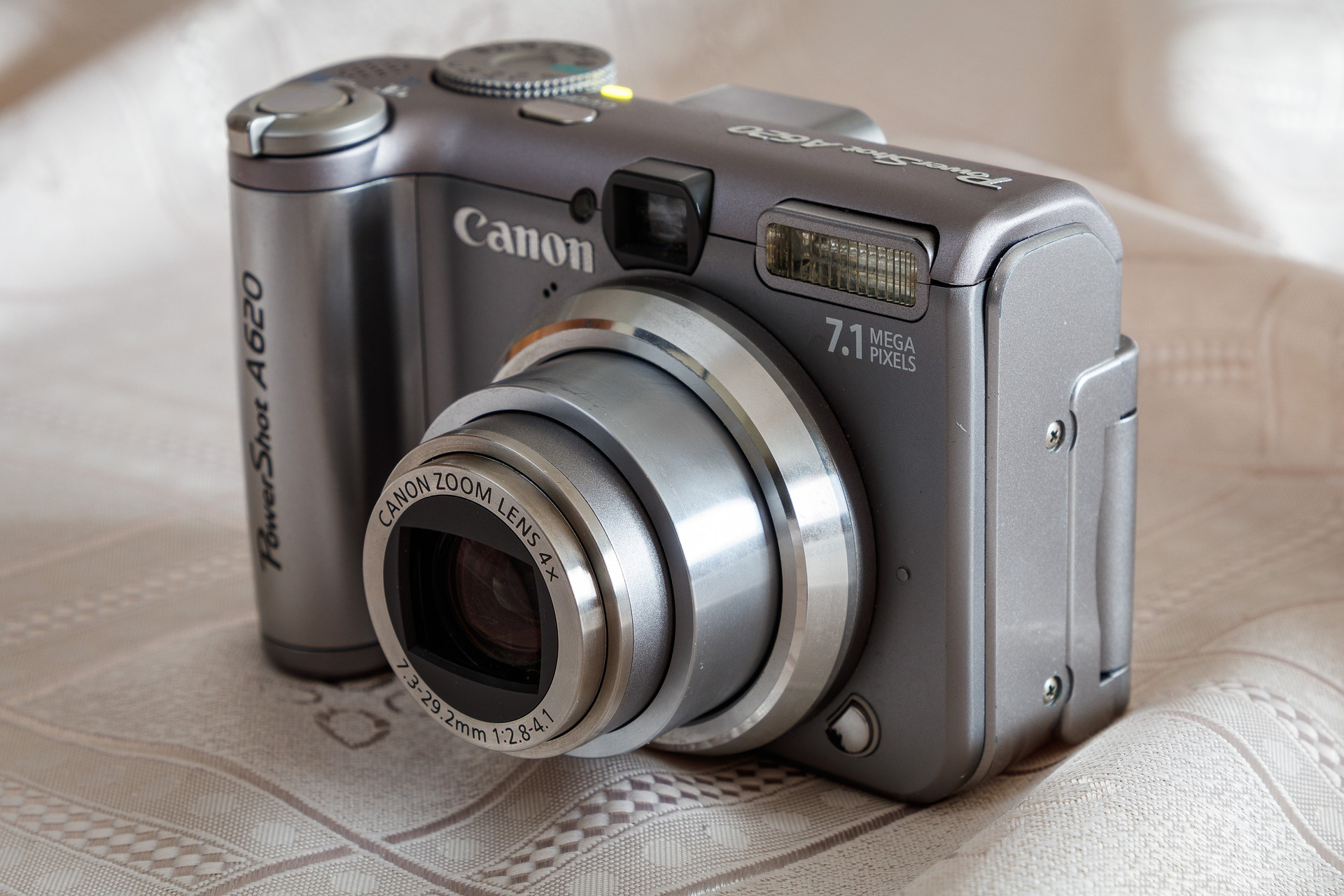 Câmera Mirrorless Canon