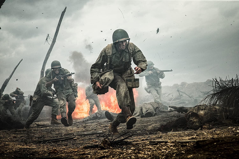 """Imagem mostra uma cena do filme """"Até o Último Homem"""""""