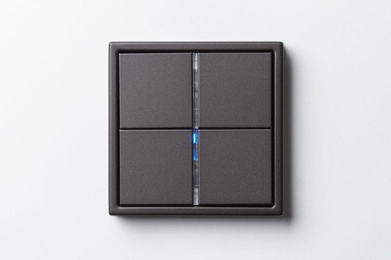 Imagem de um interruptor.