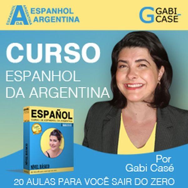 CURSO DE ESPANHOL DA ARGENTINA