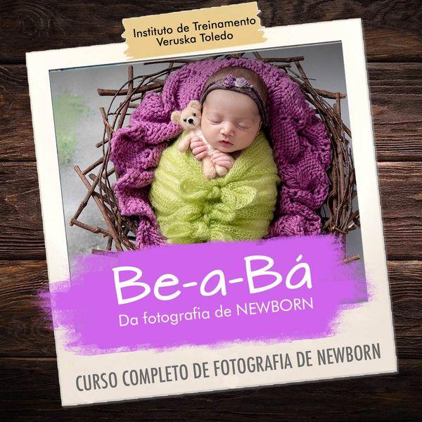 Be-a-Bá da Fotografia de Newborn