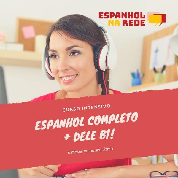 Espanhol completo + DELE B1