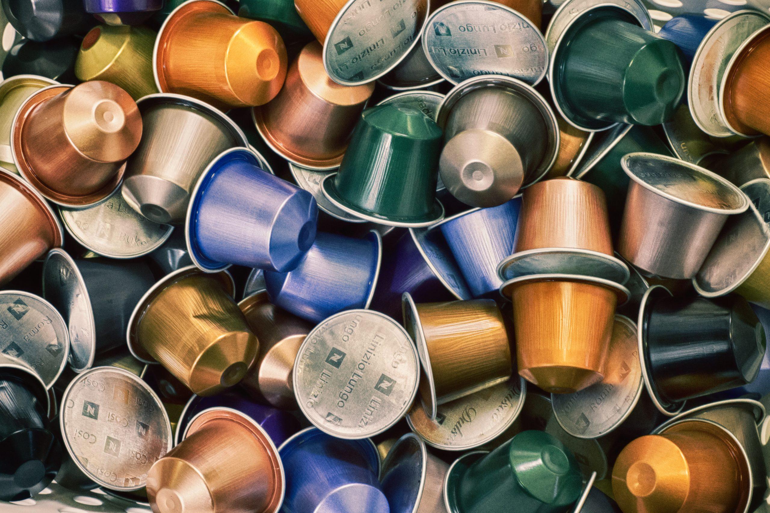 Imagem de cápsulas de café.