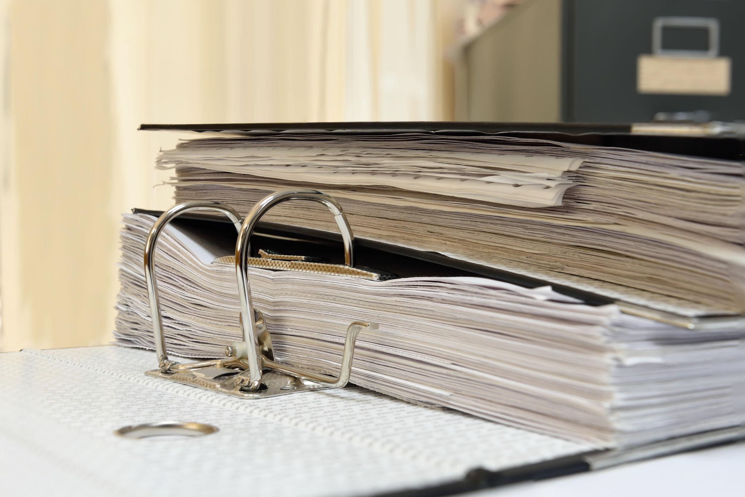 documentos que podem ser digitalizados em um scanner portátil