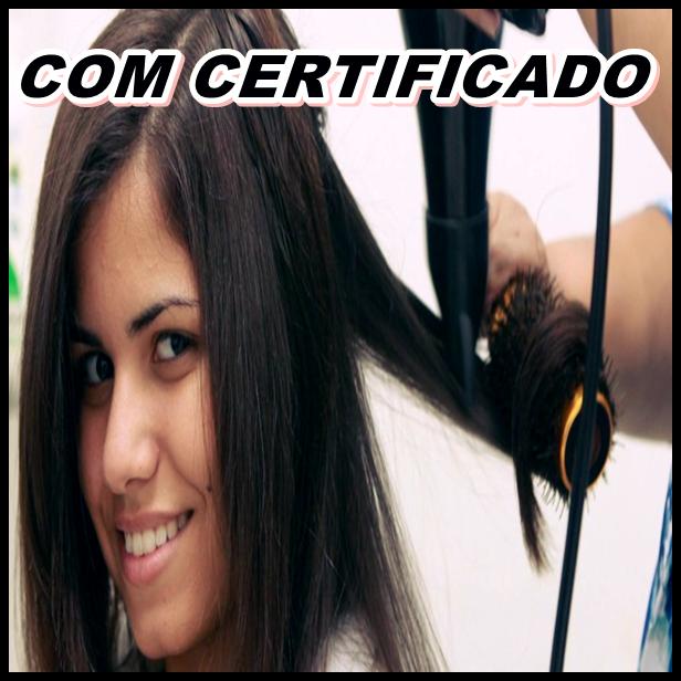 Curso para cabeleireiro