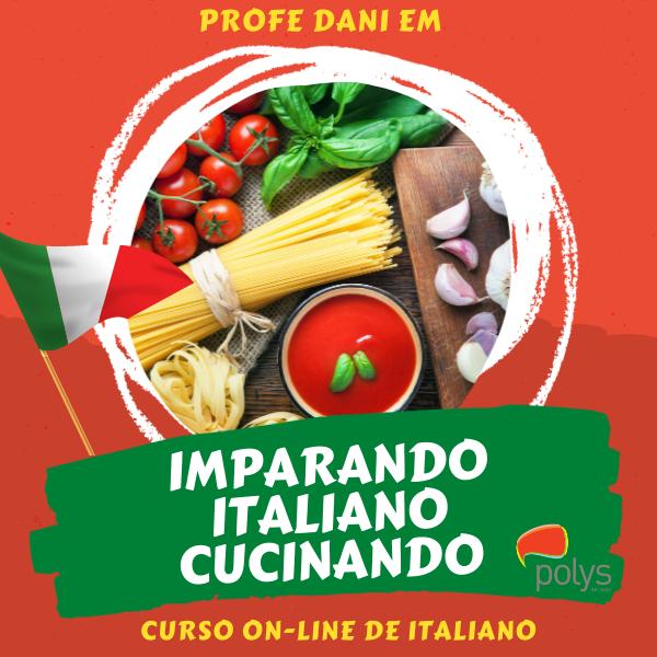 Curso de Italiano: Imparando Italiano Cucinando