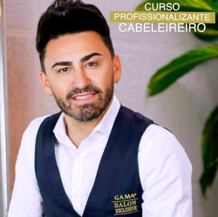 Curso Profissionalizante de Cabeleireiro - Hair Stylist