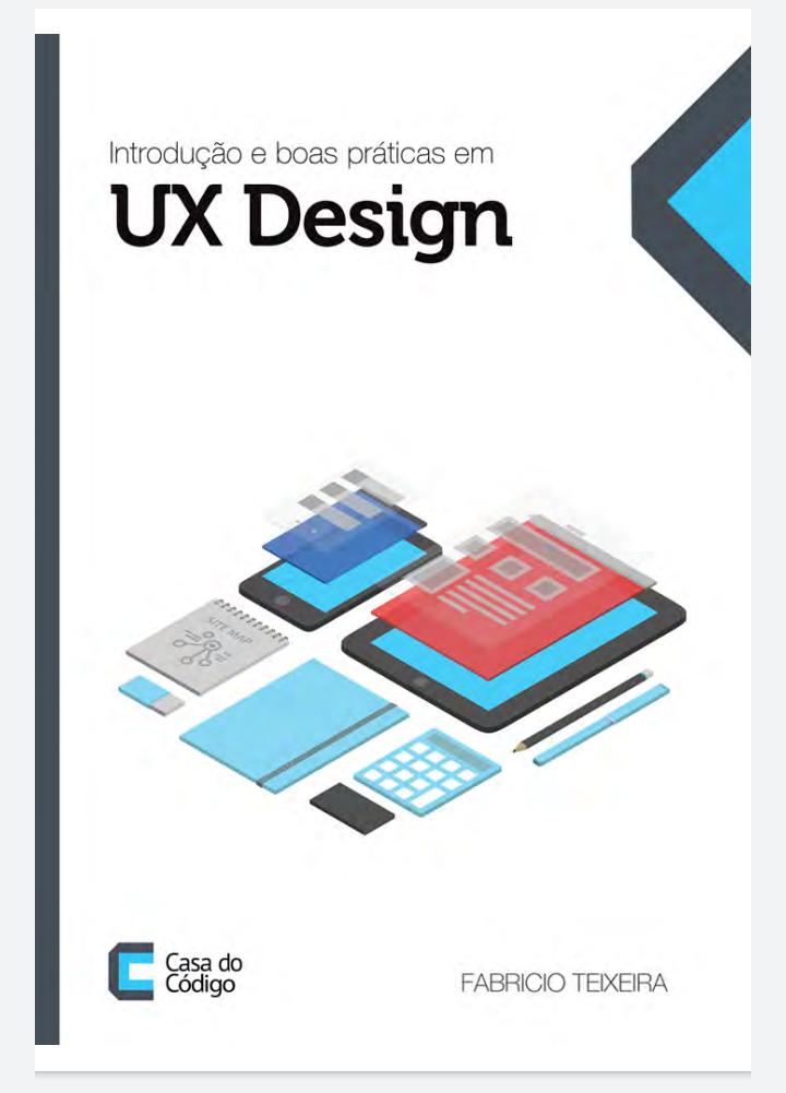 UX Designer Introdução & Boas Praticas