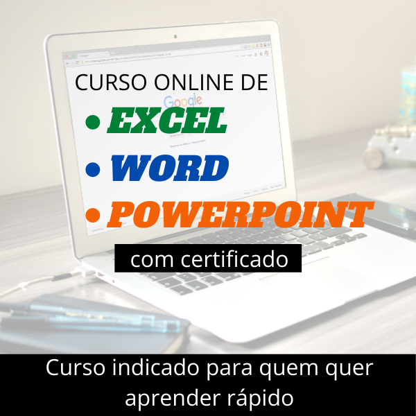 Excel, Word e PowerPoint