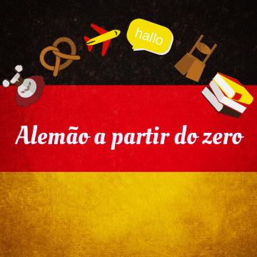 Língua Alemã A1: Alemão a Partir do Zero