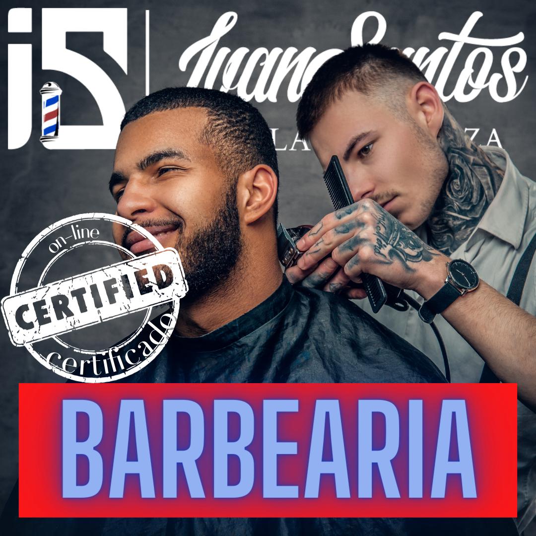 Curso Barbearia Iniciantes e Amadores Nível 1