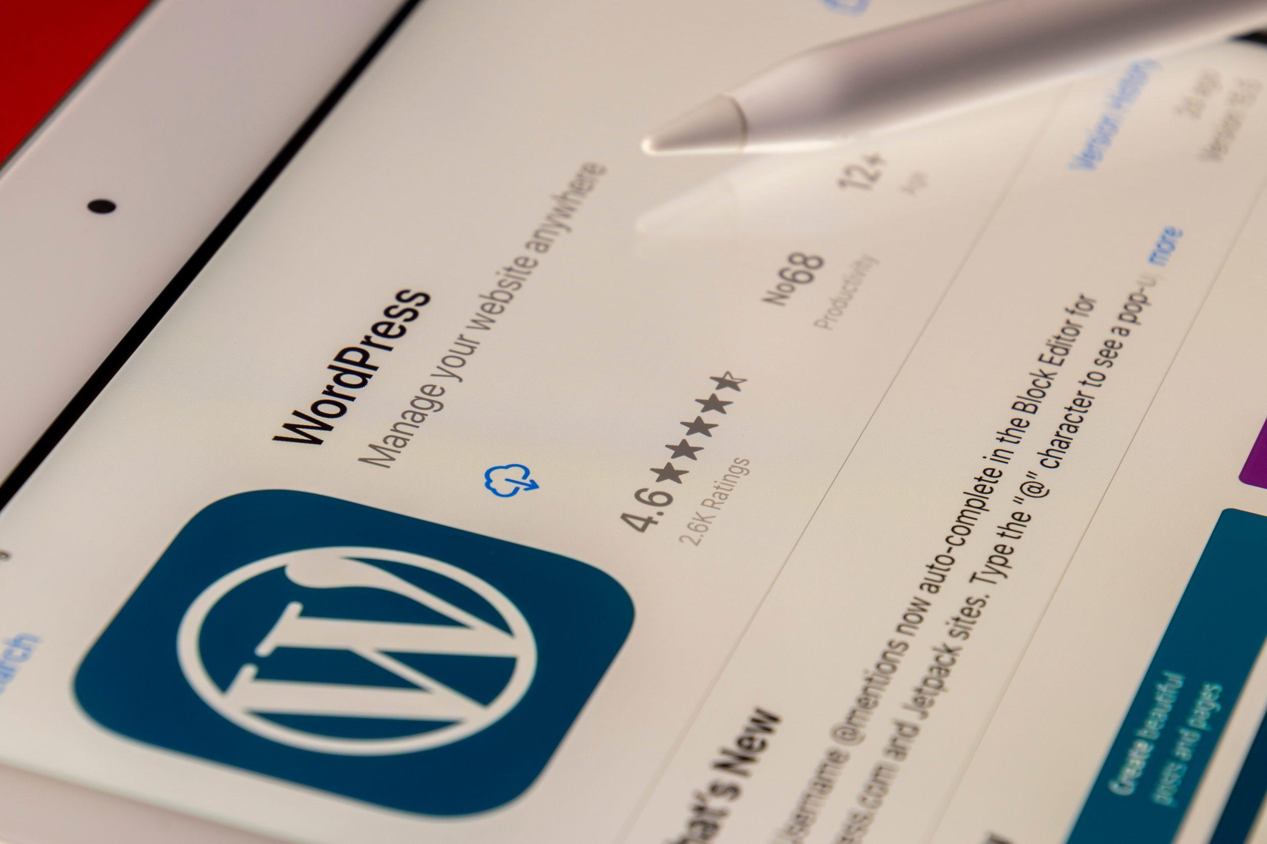 App do Wordpress