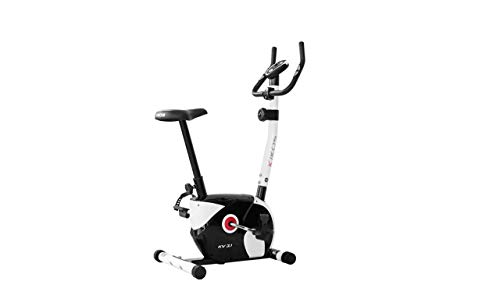 Bicicleta Ergométrica Kv3.1I, Kikos, Preto