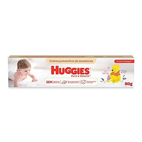 Huggies Creme Preventivo de Assaduras Puro e Natural