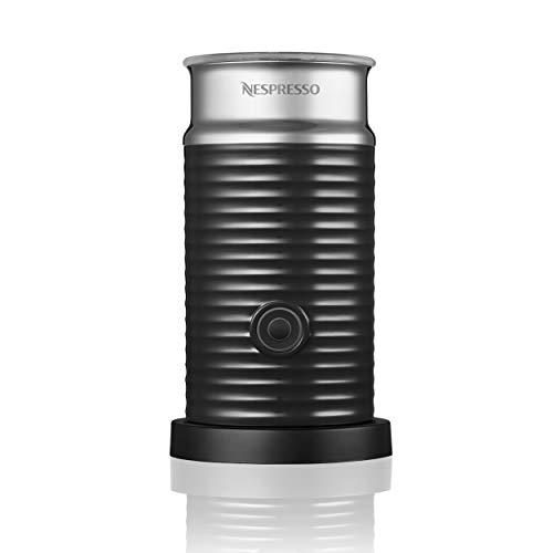 Nestle Nespresso 3694-US-BK Aeroccino3 espumador de leite, tamanho único, preto