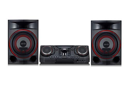 LG XBOOM MINI SYSTEM CL87 PRETO