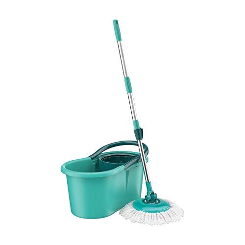 Mop Giratório, MOP8209-VA, 12 litros, Verde Água, Flash Limp