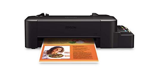 Impressora Epson Ecotank L120 - Tanque de Tinta Colorida, Cabo USB, Bivolt