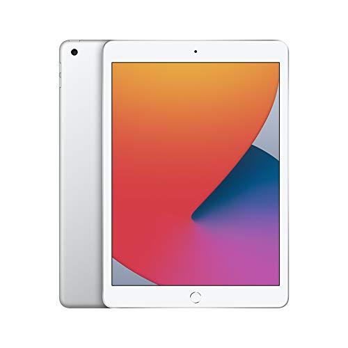 Novo Apple iPad - 10,2 polegadas, Wi-Fi, 32 GB - Prata - 8ª geração