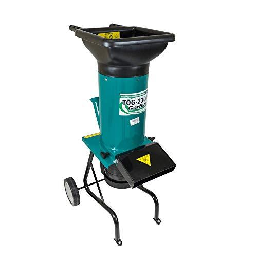 Triturador Resíduos Orgânicos Tog2300 1,5cv para Galhos até 5cm Diâmetro Garthen TENSÃO:220V