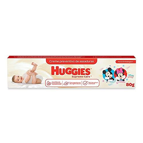 Huggies Creme de Assaduras Supreme Care, 80g