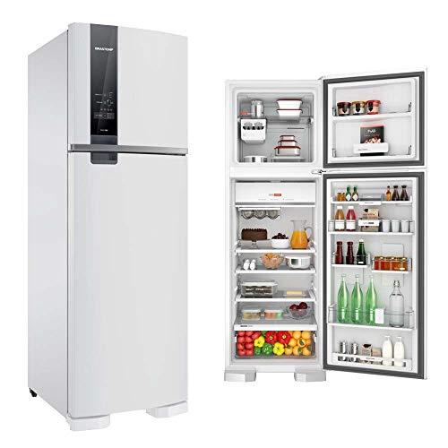 Geladeira Brastemp Frost Free Duplex 400 litros Branca com Freeze Control - 110V