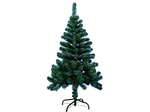 Árvore de Natal Pinheiro Verde Luxo 220 Galhos 1,20m + Brinde - Master Christmas