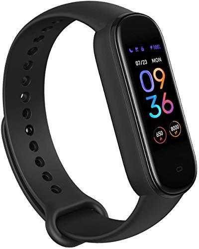 Relógio Smartwatch Amazfit Band 5 com Alexa e Oximetro