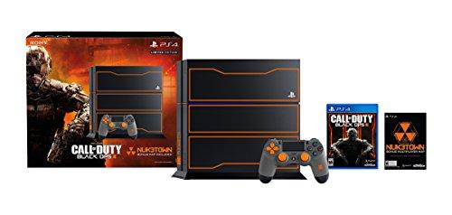 PlayStation 4 Edição Limitada Call of Duty Black Ops III 1 Terabyte Bundle (Internacional)