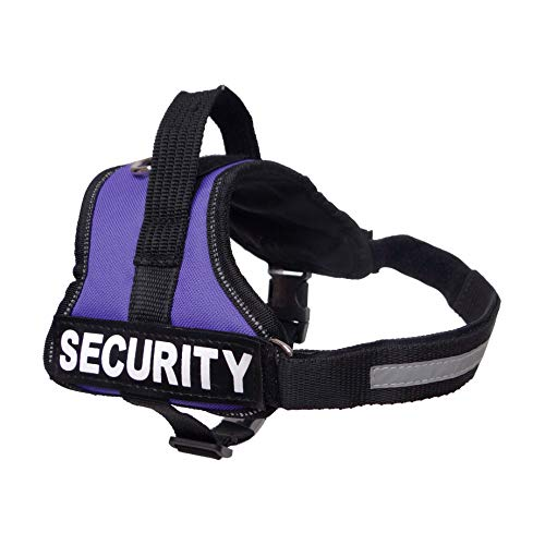 Chalesco Peitoral Power Safe para Cães, S 33 - 45 cm, Cores Sortidas
