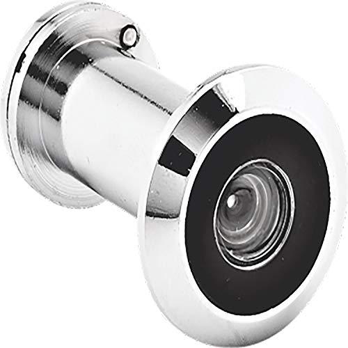 Olho Mágico para Portas 26 a 46mm Cromado